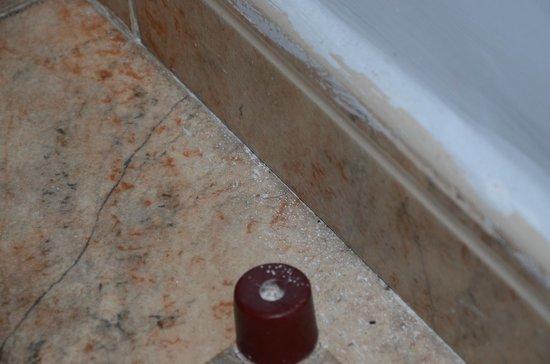 Bahia del Sol Hotel: Zimmerboden