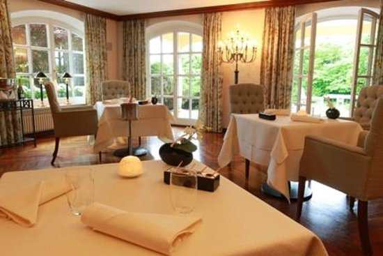 Columbia Hotel Bad Griesbach: Gourmetrestaurant Il Giardino