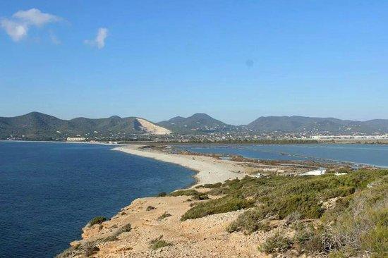 Playa de Es Codolar