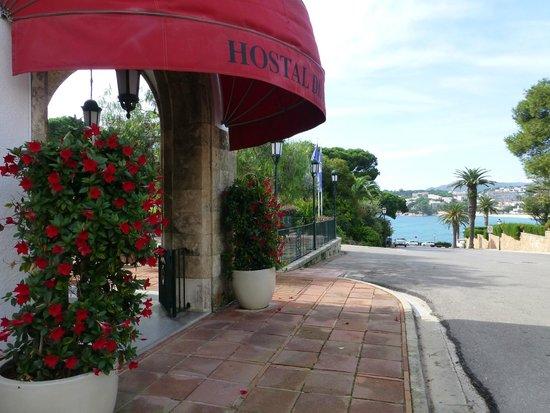 Divino picture of hostal de la gavina s 39 agaro tripadvisor for Hotel la gavina
