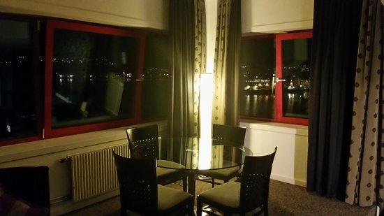 Clarion Collection Hotel Arcticus: De luxe rom - hjørne med utsikt i to himmelretninger