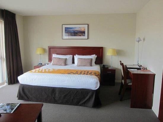RACV/RACT Hobart Apartment Hotel : Bed