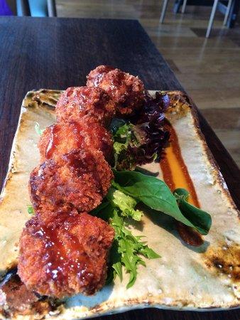 Sake Restaurant & Bar: Wagyu Croquettes