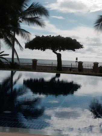 Acqua Residences Jaco : Pool side