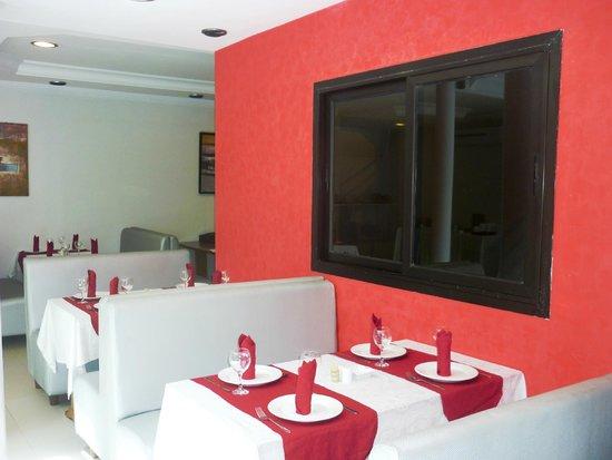 Sargal Hotel: Restaurant