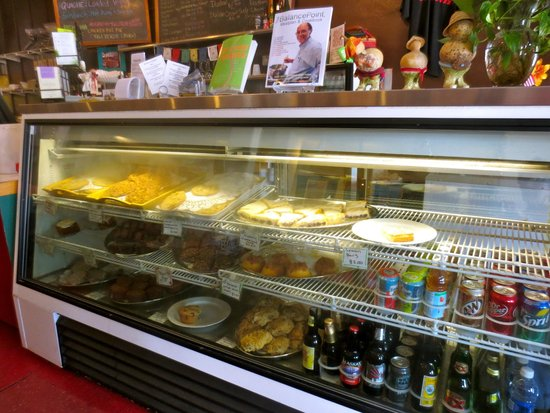 Gathering Grounds: Lots of desserts