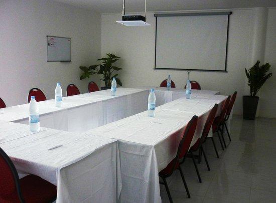Sargal Hotel: Meeting room