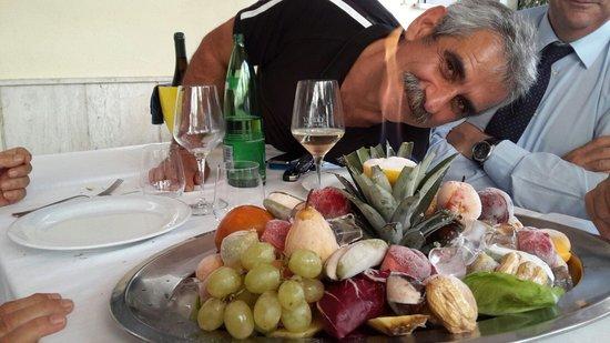 Hostaria del Vicoletto: Biagio