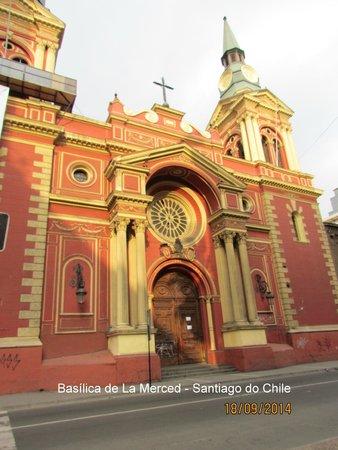 Iglesia de La Merced: arquitetura neo clássica