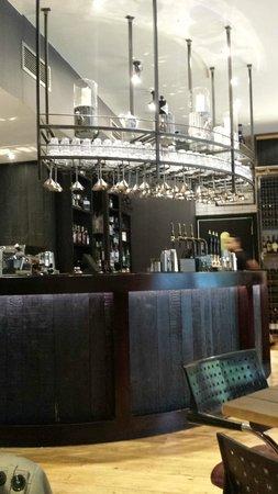 Bluu - Manchester: Bar Area