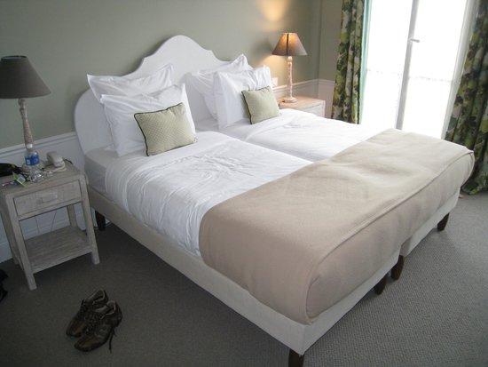 Le Petit Chomel: Comfy bed