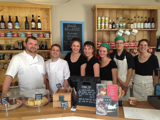 Home Farm Cafe Our Great Team