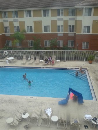 Extended Stay America - Orlando - Lake Buena Vista : Piscina