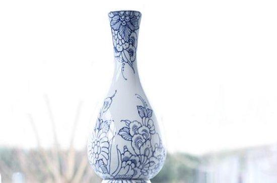 Royal Delft Blue Vase Picture Of The Netherlands Europe Tripadvisor