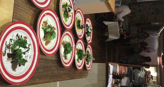 Field Kitchen On A Thursday