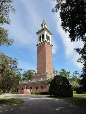Stephen Foster Folk Culture Center State Park: Carillon Tower