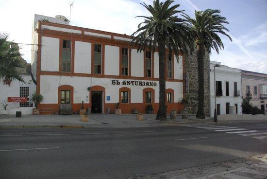 El Asturiano: L'hotel