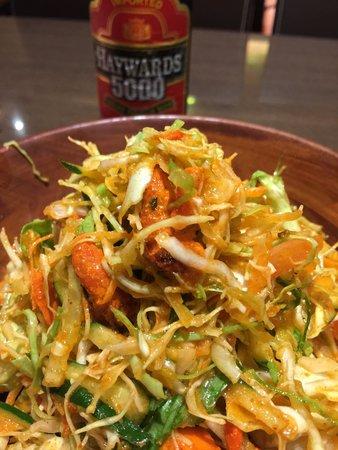 Indian restaurant Phulbari Minami-Senju Eki Mae