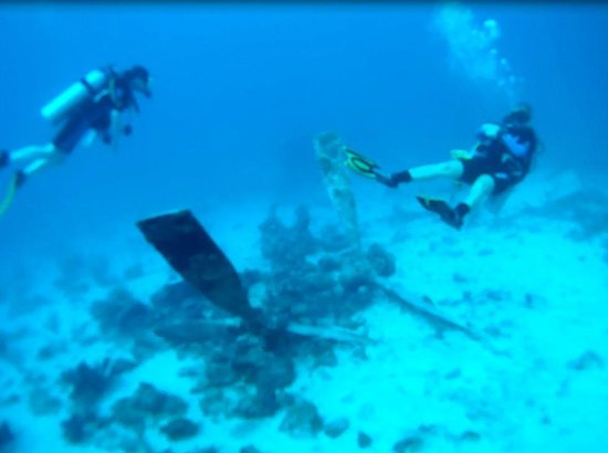 S.E. Aruba Fly 'n Dive: Airplanes DC 10