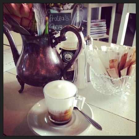 Pajamas & Jam Eatery: Delicious coffee