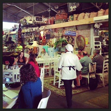 Pajamas & Jam Eatery: The restaurant