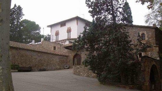 Palau-Solita  i Plegamans, Spania: Entrada al restaurante