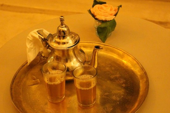 Hotel & Spa Dar Baraka & Karam: Mint Tea