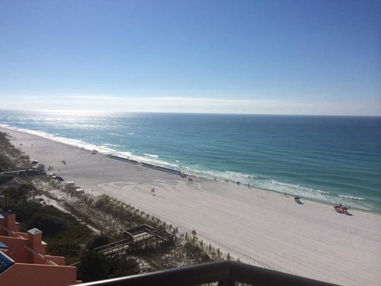 Hilton Sandestin Beach, Golf Resort & Spa : View from balcony