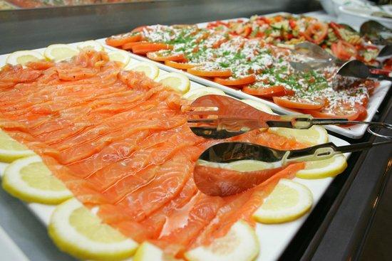 Club La Santa: Atlantico buffet restaurant
