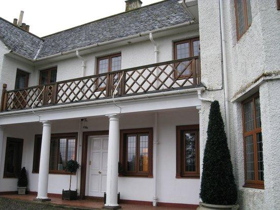 Ard-na-Coille Guest House: Außenansicht bzw. Eingang