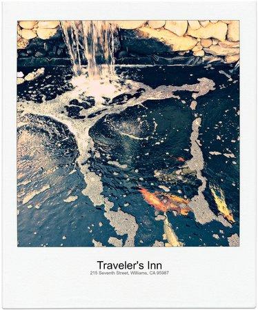 Traveler's Inn: Koi Pond