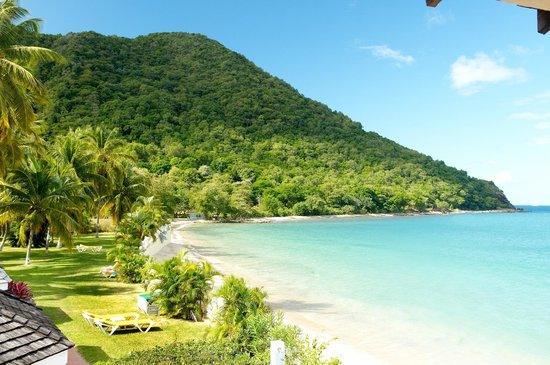 St. Lucian by Rex Resorts : Beach