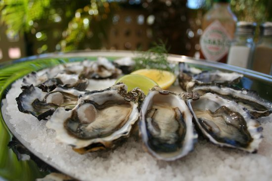 Whalers Restaurant: Coffin Bay (SA) Oysters