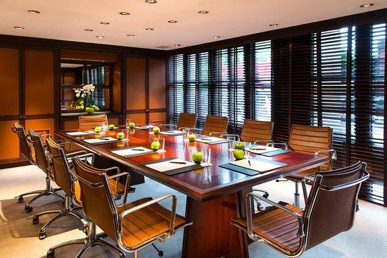Hôtel Barsey by Warwick : Meeting Room