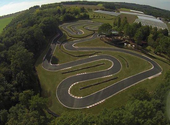 Garden Karting