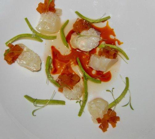 Empellon Cocina : Halibut Ceviche