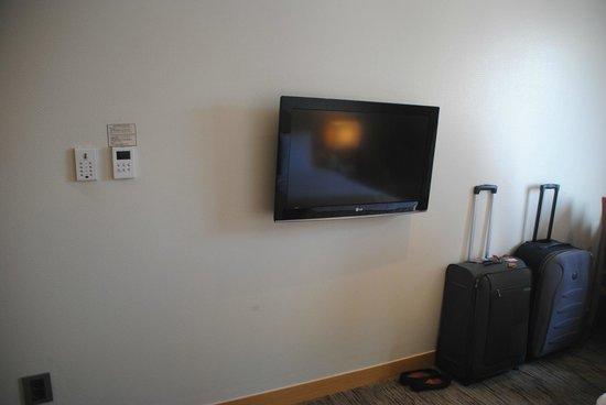 Stanford Hotel Seoul: TV