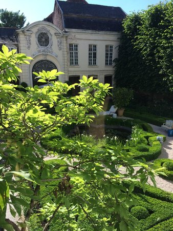 Chambres D'hotes Hotel Verhaegen: Private Garden