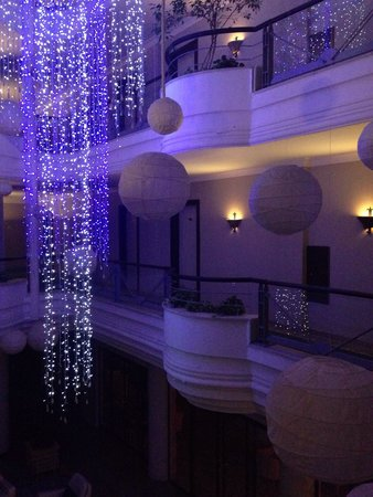 Romance Hotel Marmaris: Beautiful lobby area