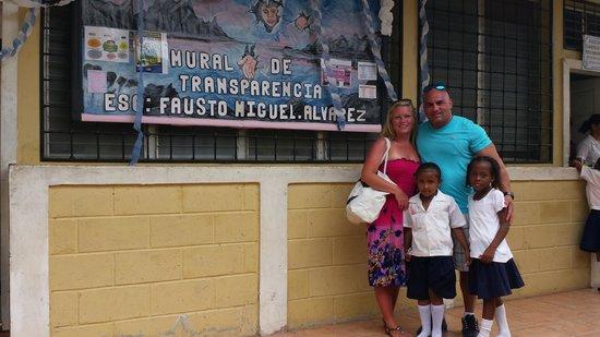 Island Pearl: Fausto Miguel School
