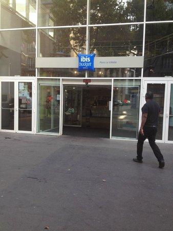 Ibis Budget Paris La Villette : Recepção do hotel