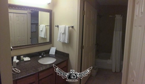 Staybridge Suites Tallahassee I-10 East: Bath