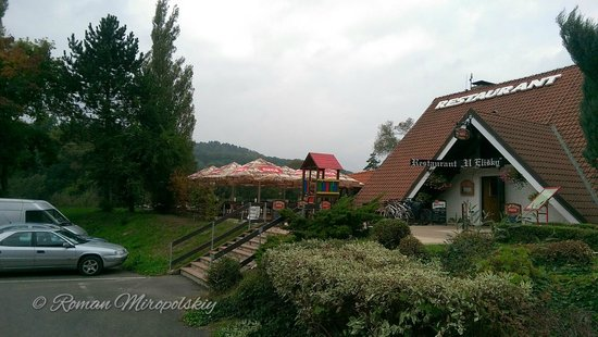 Restaurant Koliba U Elisky