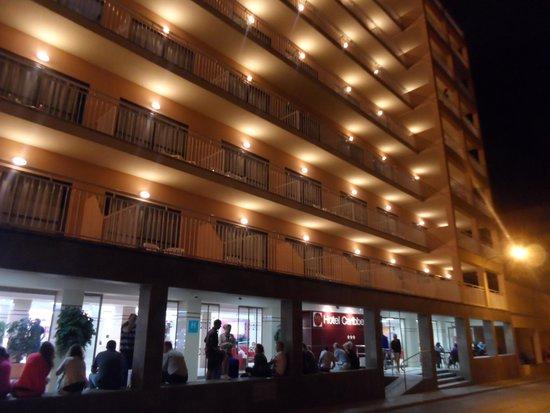 كاريبيان باي: hotel noite