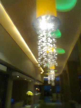 Radisson Blu Resort, Terme di Galzignano: Hall albergo