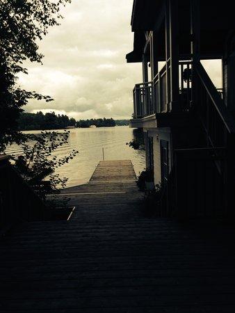 Sherwood Inn: the boathouse