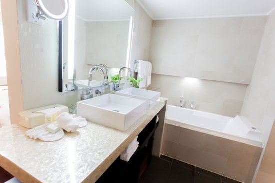 Royal St Lucia Resort and Spa : Bathroom