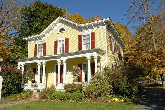 1868 Crosby House: Crosby House