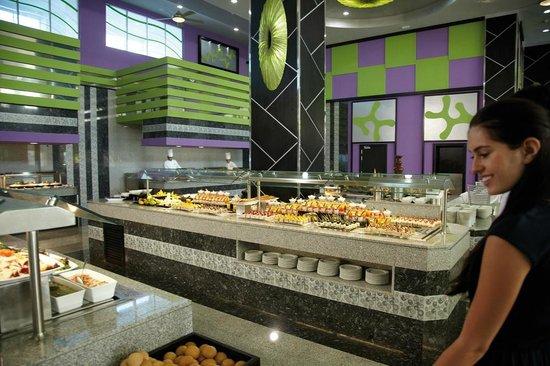 Hotel Riu Palace Peninsula Main Restaurant