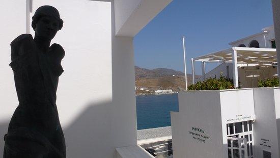 Museum of Contemporary Art: Entrance